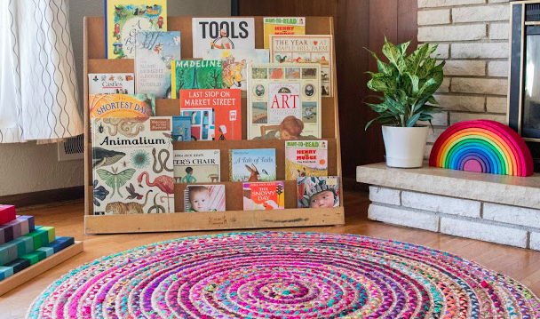 Create a Reading Corner for your child