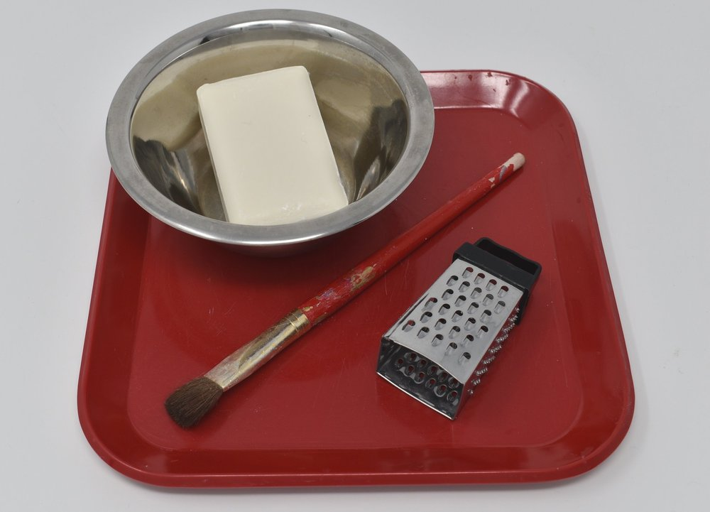 Montessori practical life work