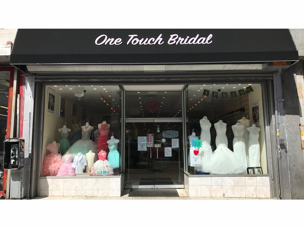 1st Floor - Evening Gowns, Prom, Quince, Children's