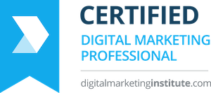Digital Marketing Institute Certified Digital Marketing Professional CMDP Badge 300x250.png