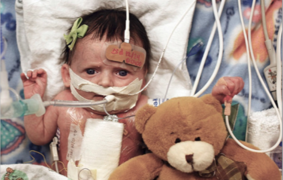 2X as many children die from CHD than all childhood cancers combined