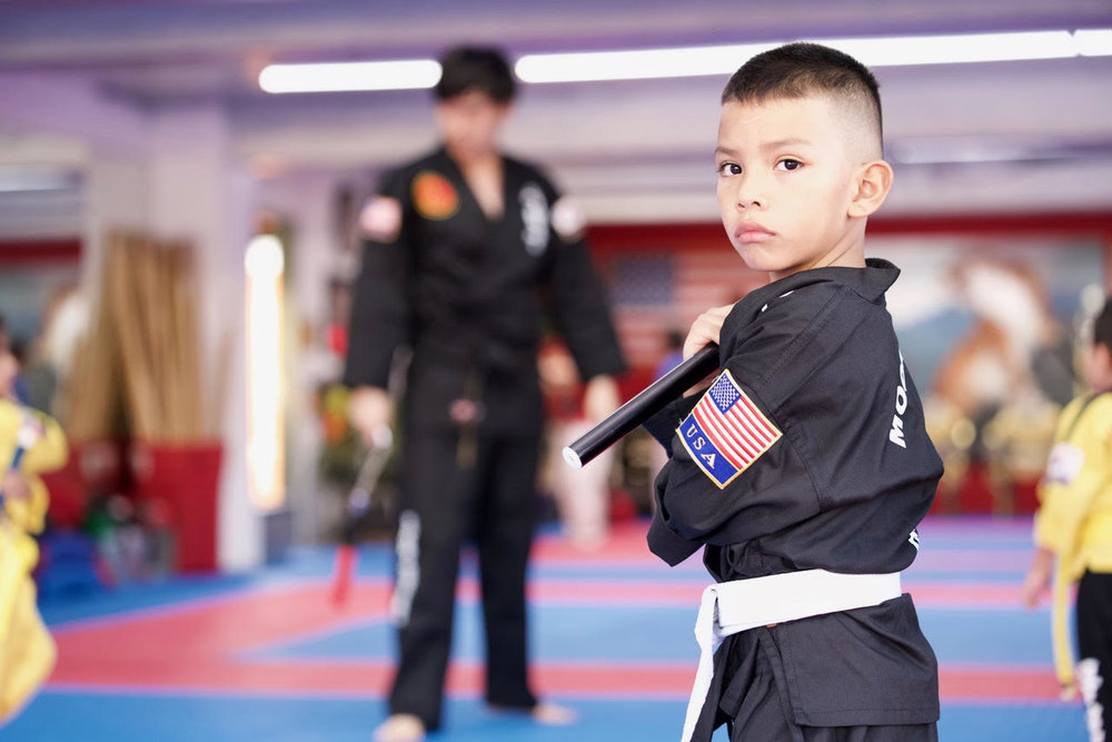 KIDS & FAMILY CLASSES - Too much energy? No Problem! Help your child channel that excess energy into something positive and fulfilling. Martial arts is an extremely great foundation for your child to succeed in his/her academic and social lives.We also know that kids go to school and parents go to work all day. Life should be spent more with your loved ones. Family classes are great for families who wish to spend more time with each other while learning an incredible skill.