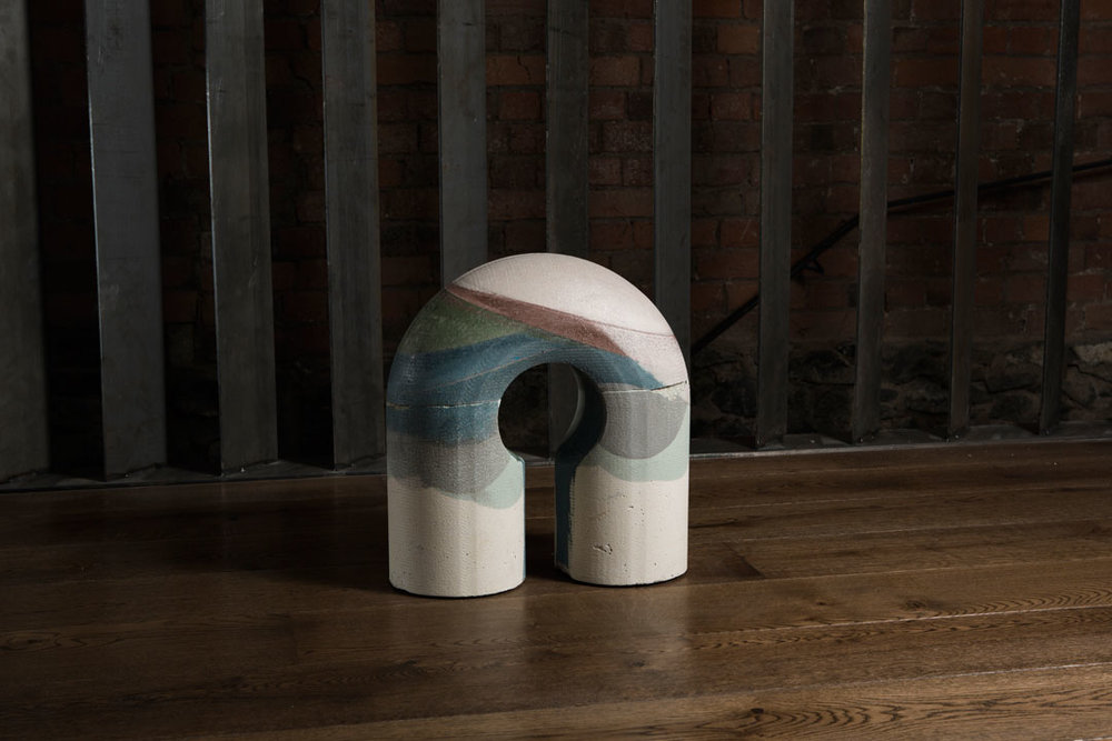 The Arch  (2017) Cement | L360 x W160 x H380  $1250
