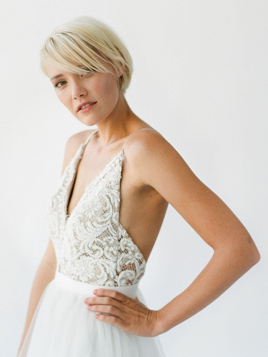 Designer trunk show Truvelle x Neue Bride Arizona Bridal Shop