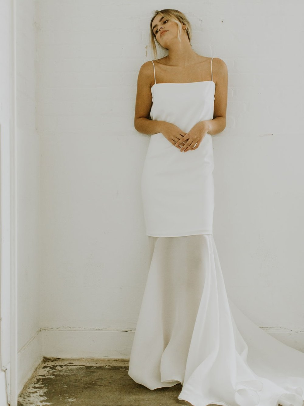 The LAW x Neue Bride Trunk Show for brides in Mesa, Arizona