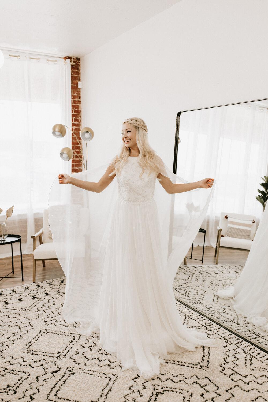 Wedding Dress Alterations Blog Neue Bride