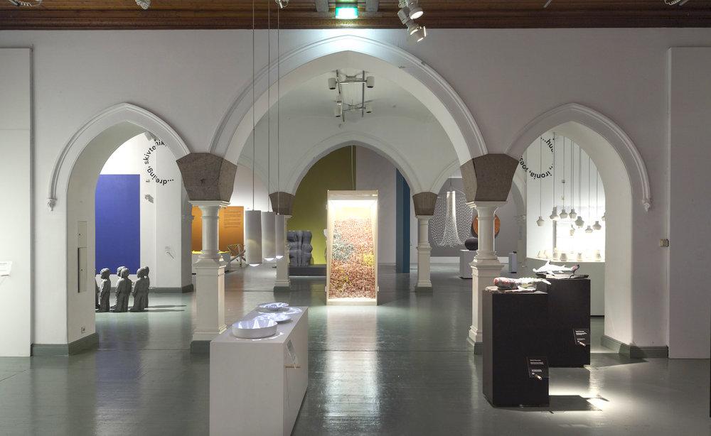 Designmuseo on yksi avustuksen saaneista museoista. Kuva: Rauno Träskelin