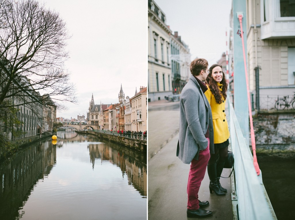 Ghent Engagement Session