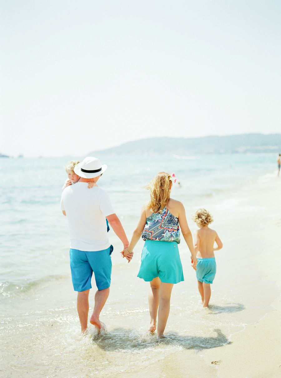 Saint Tropez Family Photography