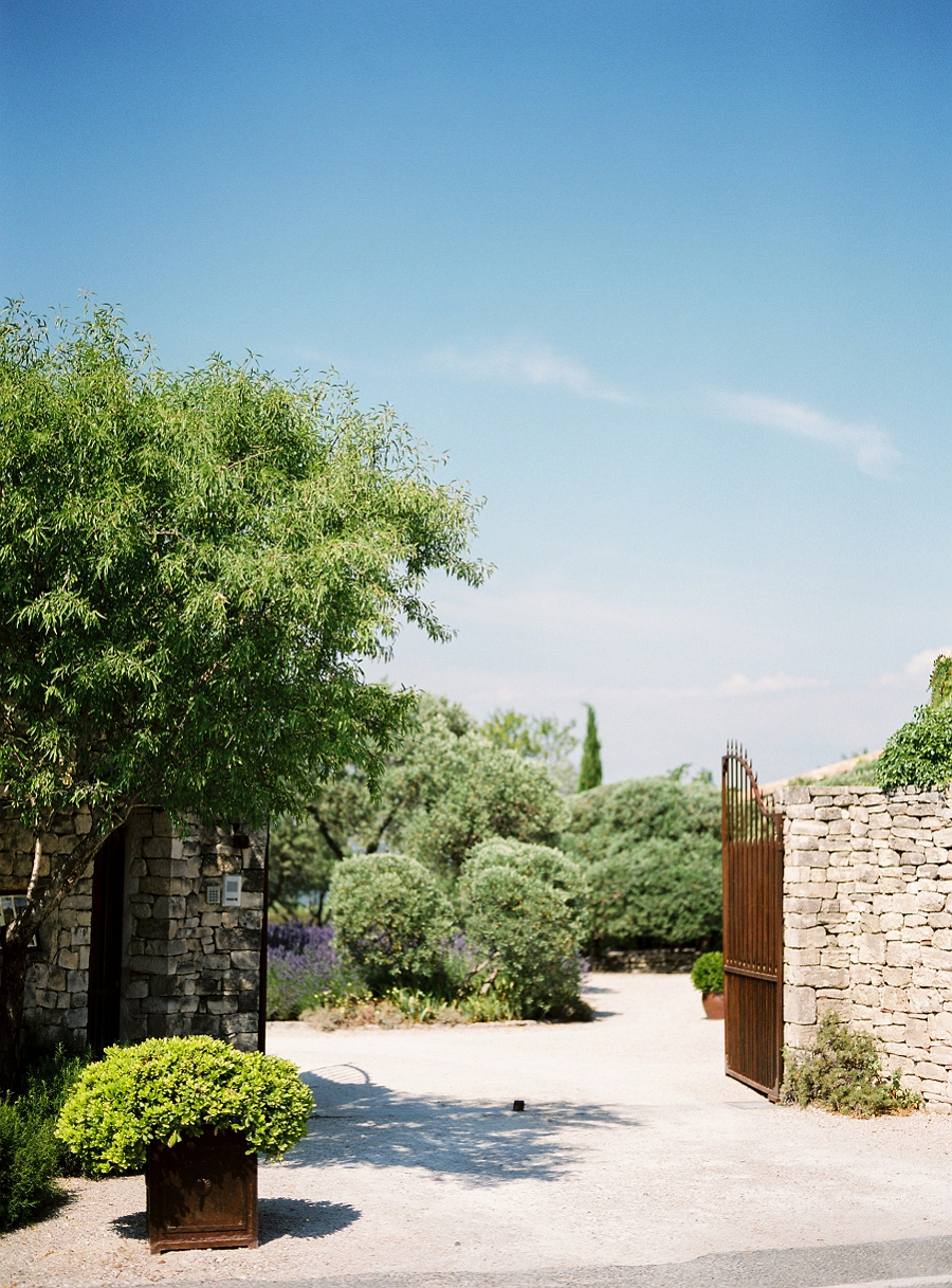 Gordes, Luberon - Provence Wedding