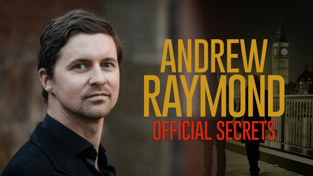 Andrew Raymond author