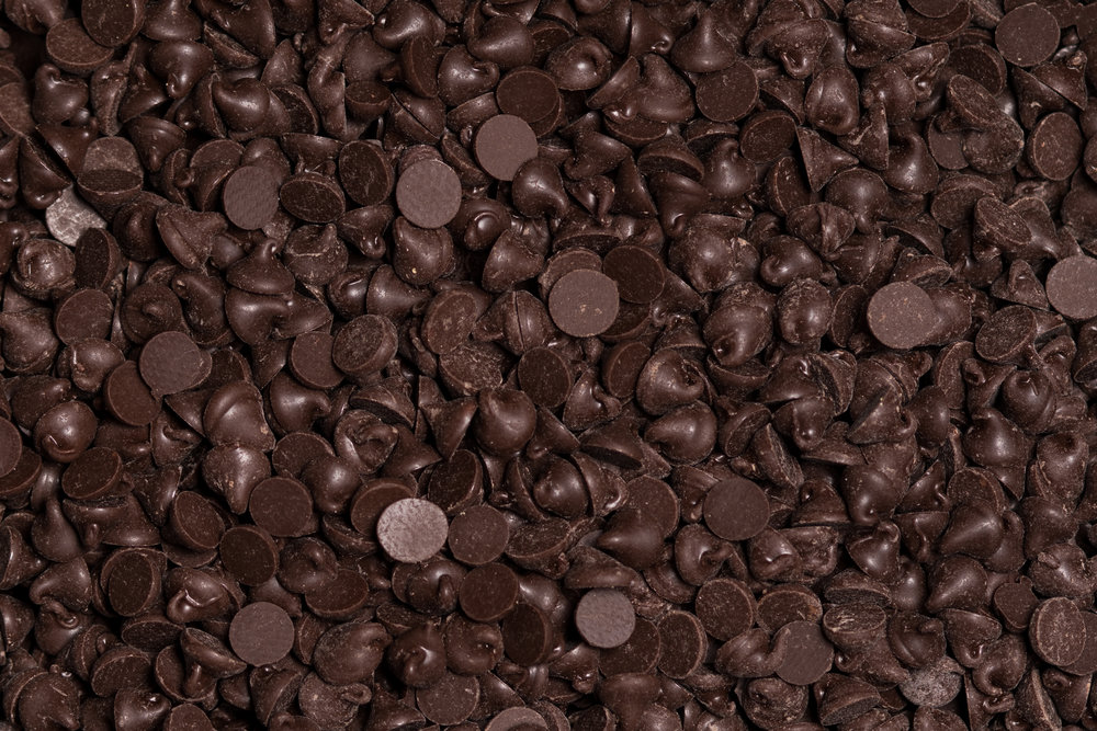 Carob Chips (No Sugar)