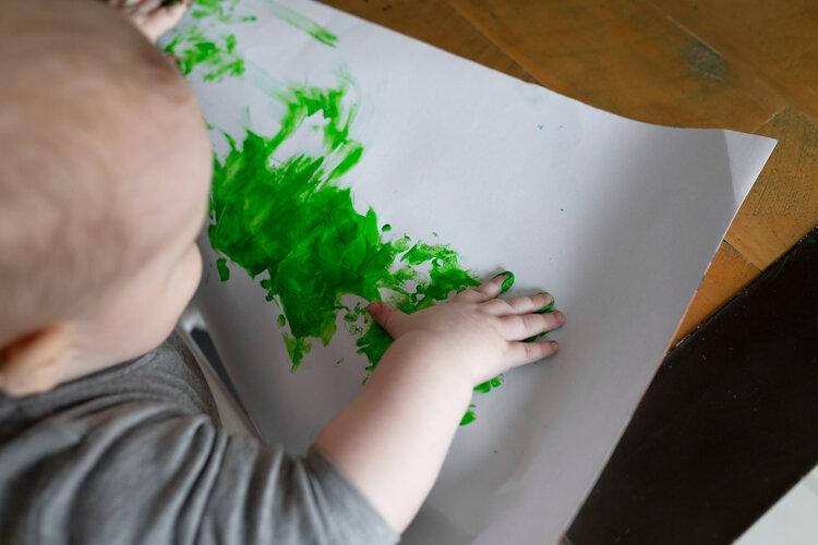 harrys first painting.jpg
