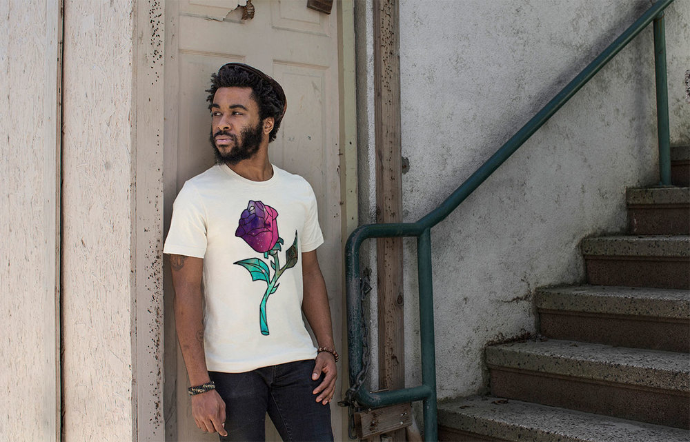 A rose by any other name   Will always be in style    Shop T-shirts