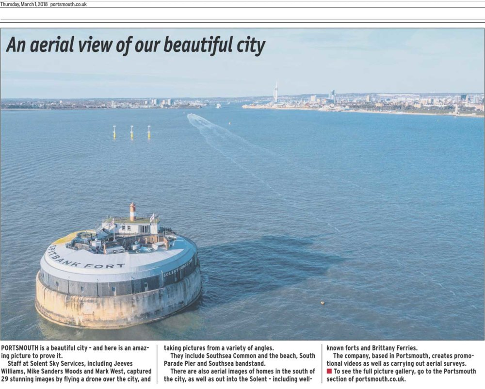 Spitbank fort feature - Portsmouth News