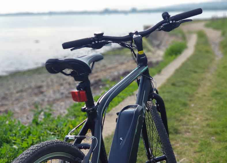 Electric push bike