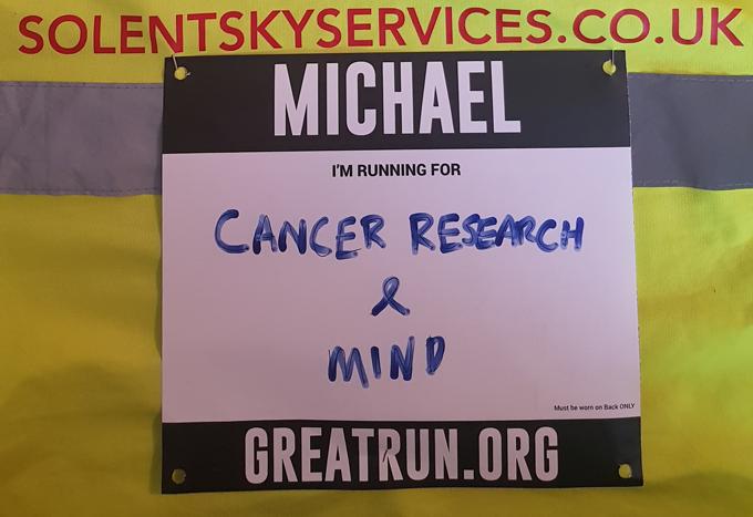 great south run charity