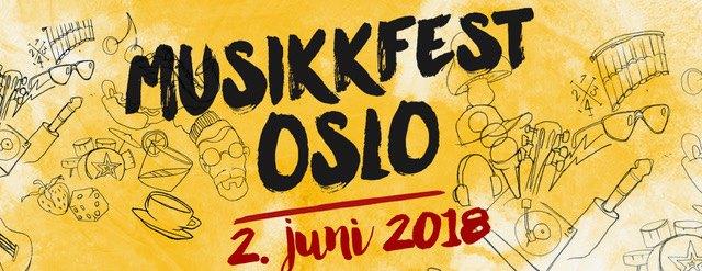 2. June 2018 -Musikkfest 2018 - Kubaparken, OsloFacebook Event