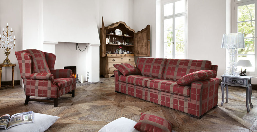 Landhausmöbel von modern bis rustikal — Sitzmacher