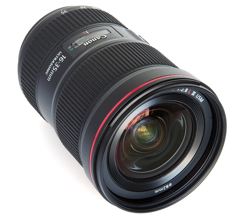 Canon EF 16-35mm f2.8 mk III