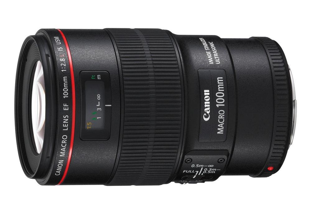 Canon EF 100mm IS L mk II