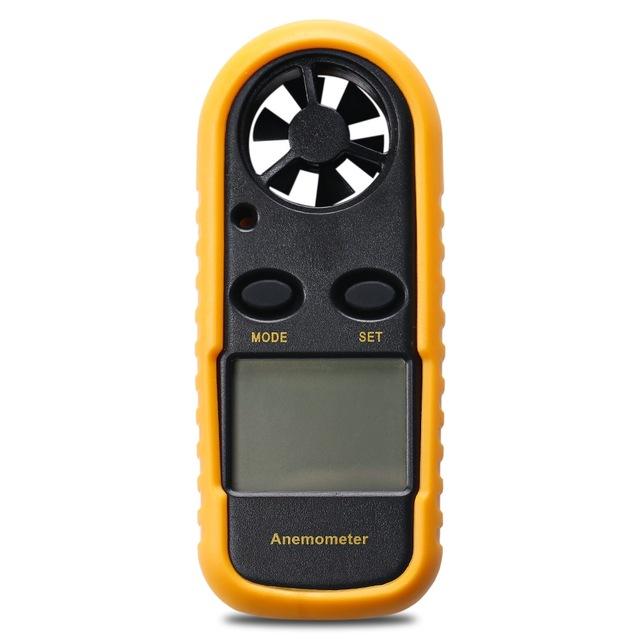 Mini Digital Anemometer