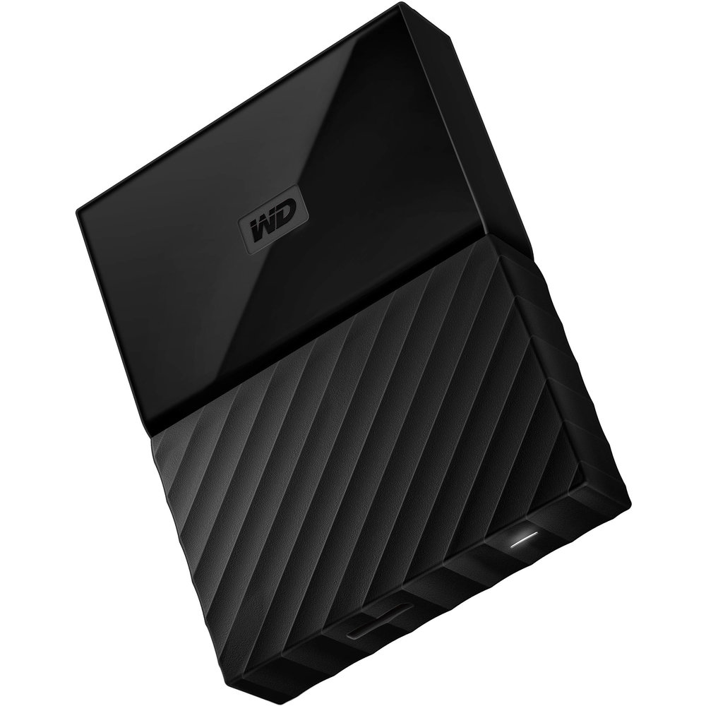 WD My Passport Portable Drives