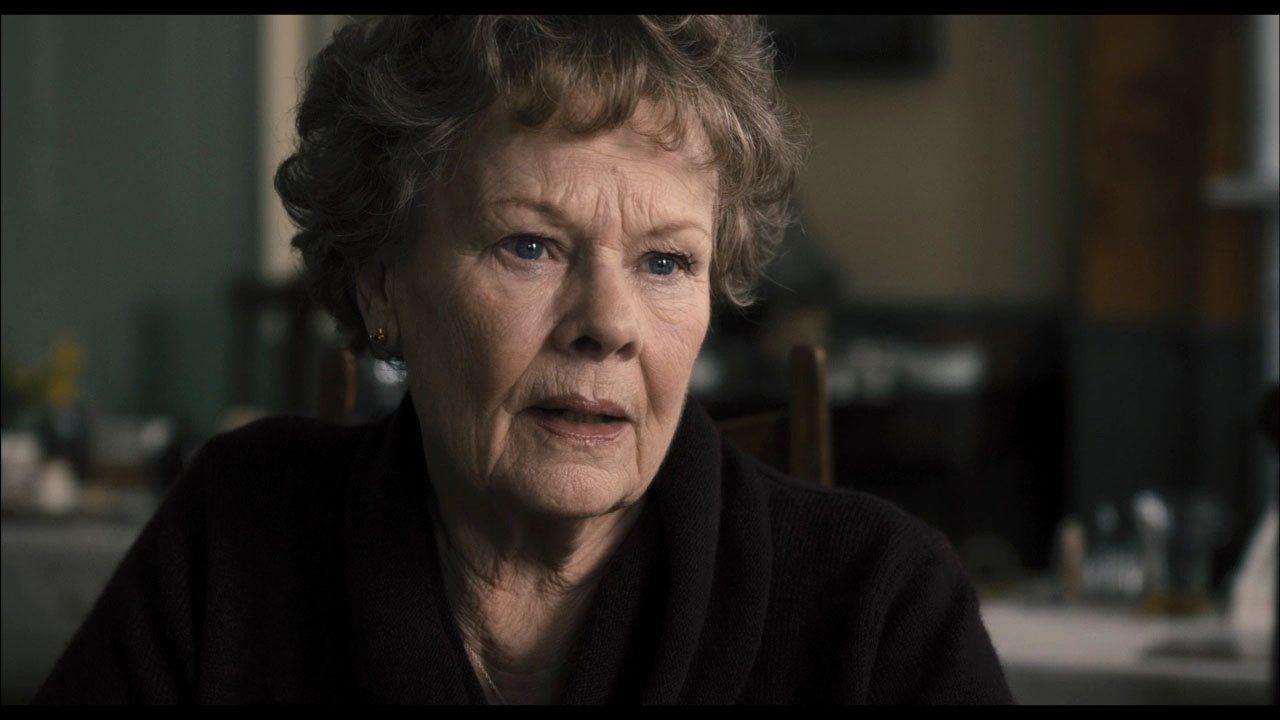Judy Dench Philomena