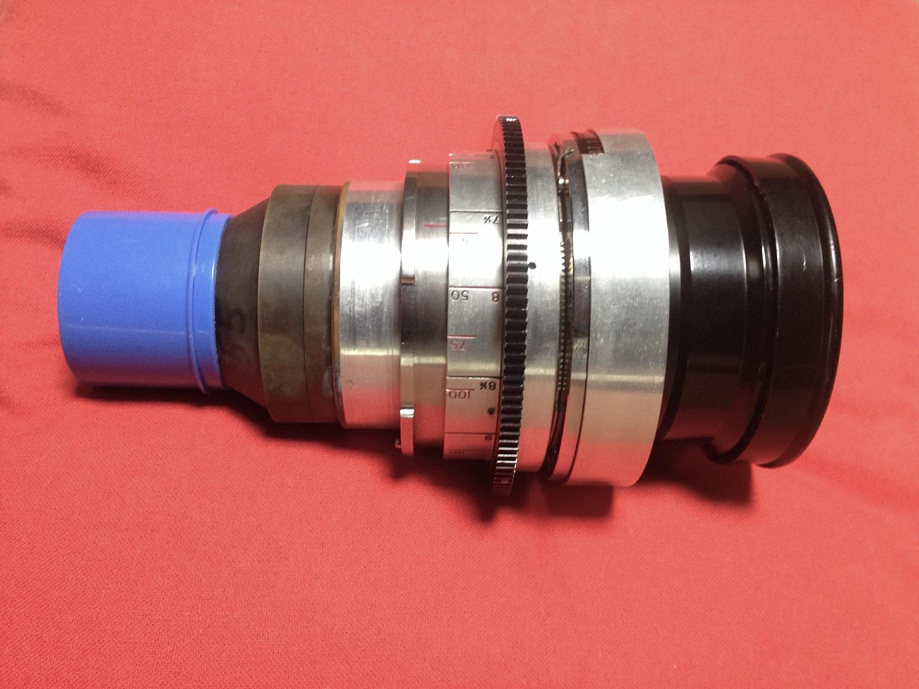 Kubrick Lens
