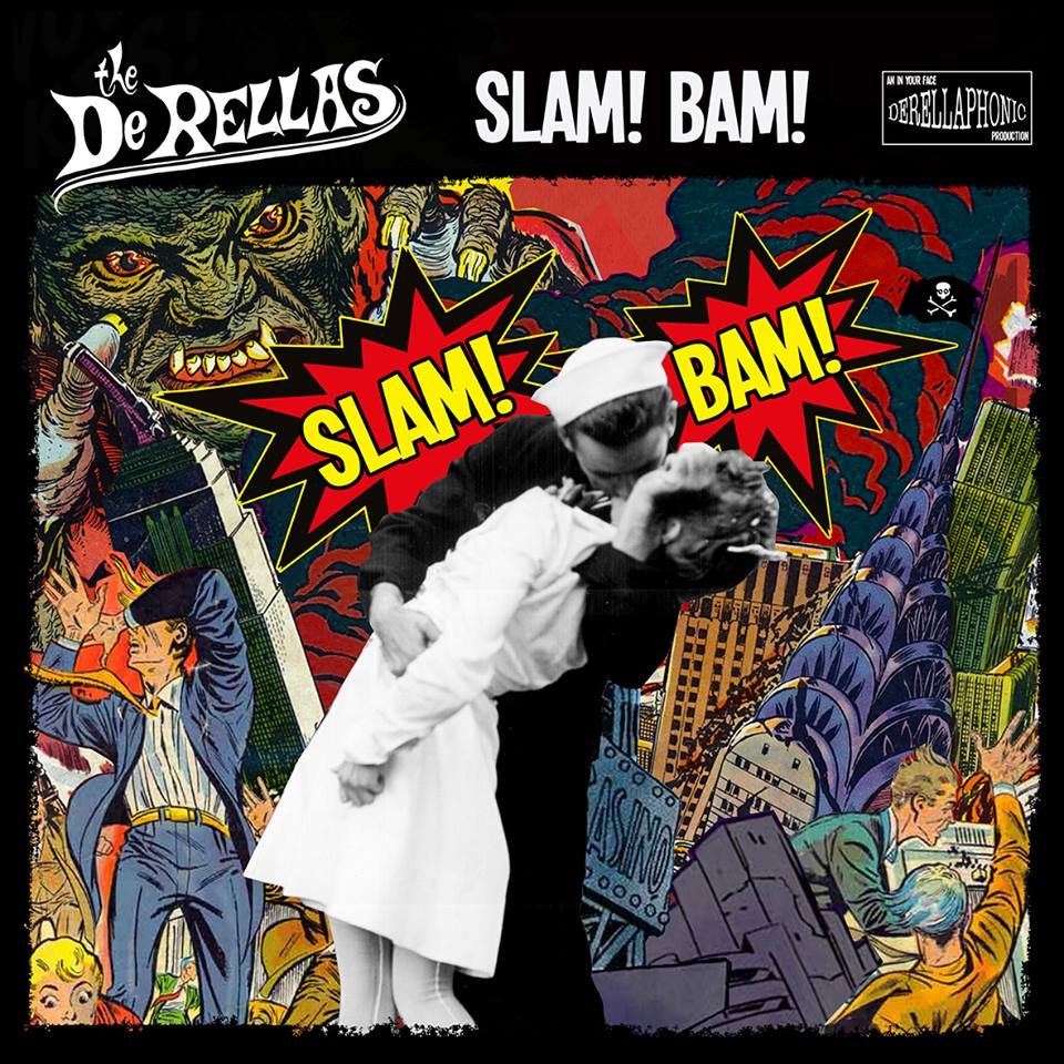 Slam! Bam! - our second album (vinyl only)