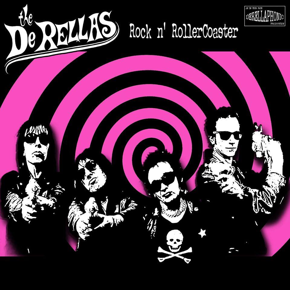 """Rock n Rollercoaster (7"""" vinyl)"""