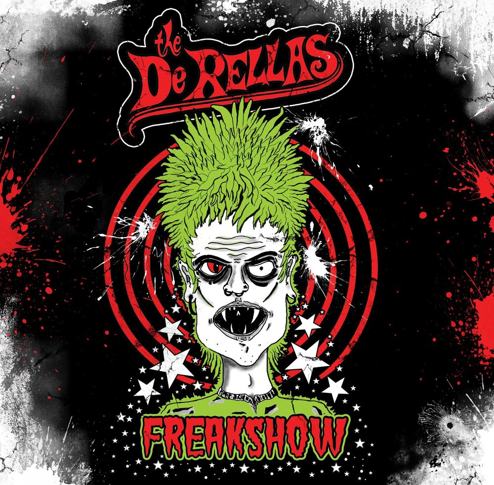 Freakshow - mini album (CD or Vinyl)
