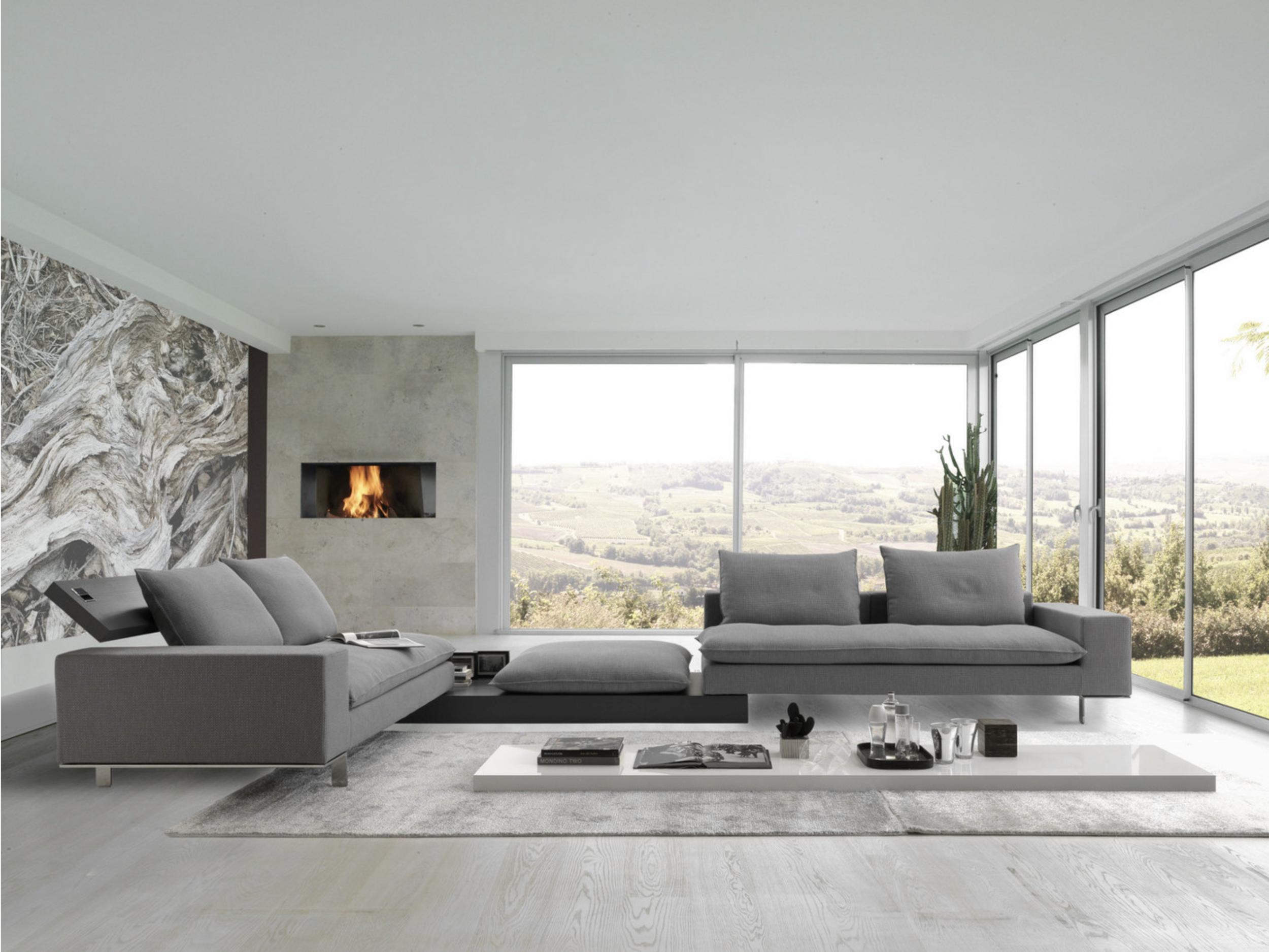SCT 311 Modern Sectional — Modern Italian Designer Furniture ...