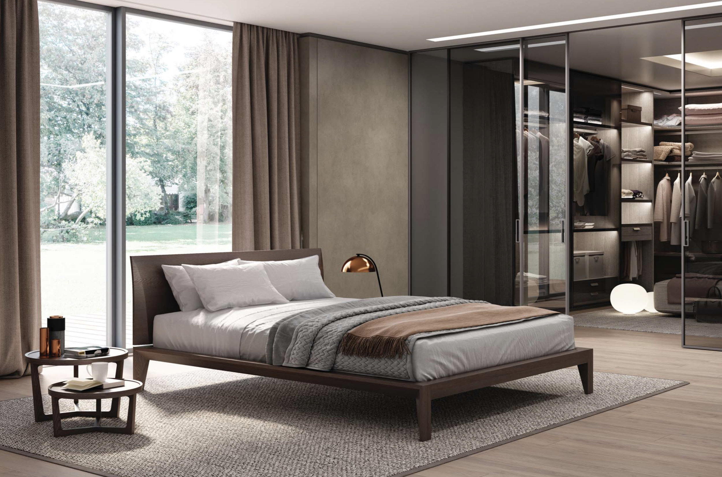 BED 04 Modern Beds — Modern Italian Designer Furniture | Momentoitalia