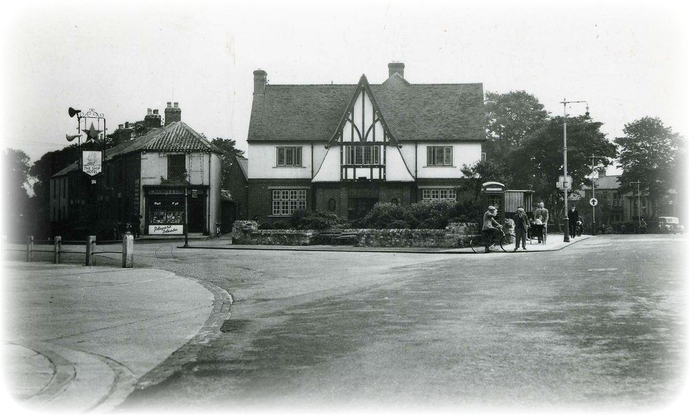 The Black Horse 1950