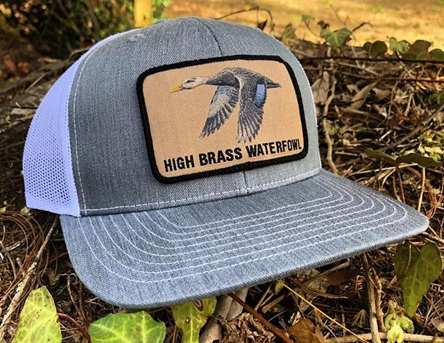 BLACK FRIDAY SALE!!! Promo code Blackfriday for 35% off of everything for a limited time #highbrasswaterfowl #patchhats #hbw #duckhunting #richardsonhats #112