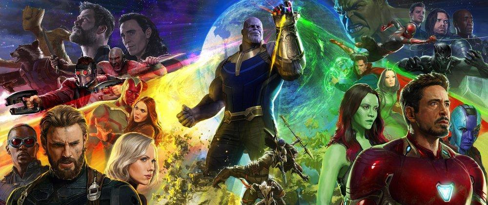 Plakat pokazuje, że tylko w Marvelu tylko w kosmosie można liczyć na ciekawe postacie grane przez kobiety. Ale chyba się coś ruszy z tą Wasp i Captain Marvel, co?