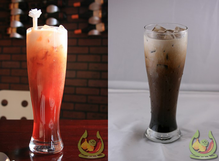 FREE THAI ICE TEA OR COFFEEPROMO CODE