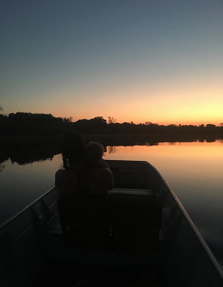 Rio Negro Sunset