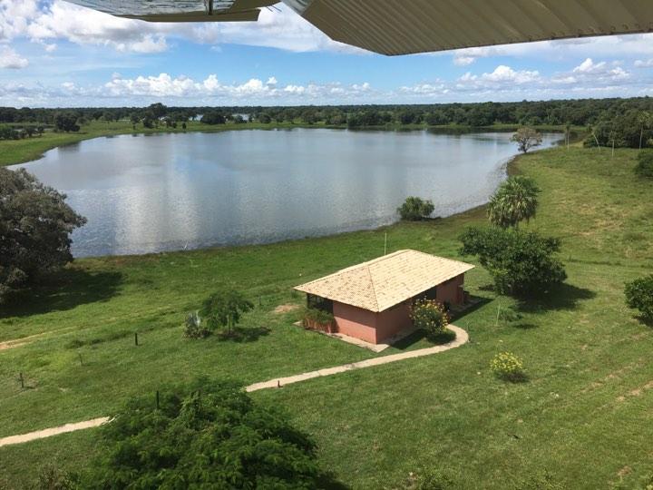 Pantanal Lodge Lake