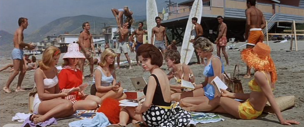 Still from  Beach Party  (1963)