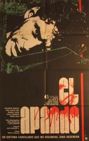 Movie poster from the 1976 film adaptation.