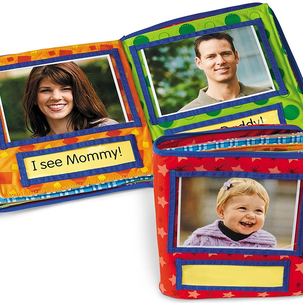 All about me! personalized photo book
