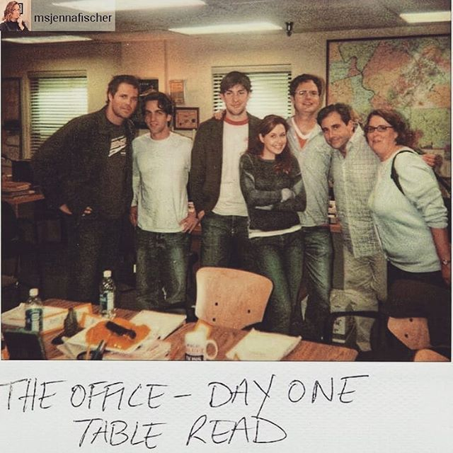 This makes my heart so happy  #tbt #regram #theoffice