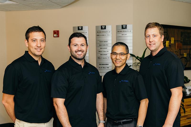 Ruslan Safarov MD, Michael Doarn MD, Phinit Phisitkul MD, Aaron Althaus MD