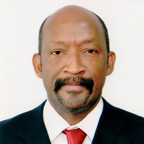 HE Vincent Meriton   Vice-President of the Republic of Seychelles, Responsible for Information, Blue Economy, Investment and Industry, Information Communication Technology, Disaster Risk Management, Civil Society and Religious Affairs, and the Inner and Outer Islands