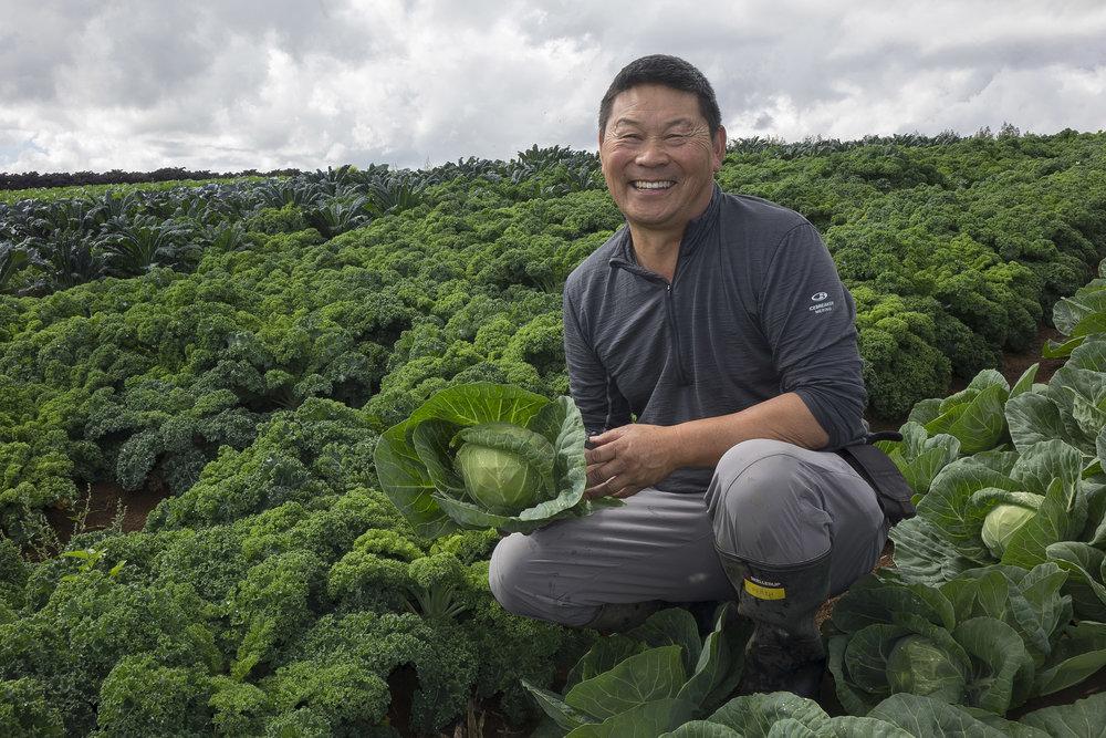 Allan Fong - CEO