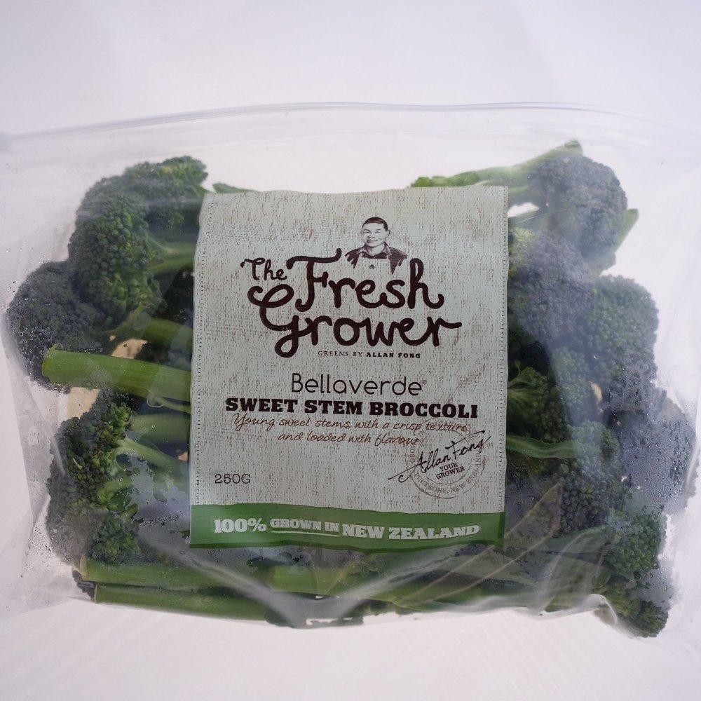Sweet Stem Broccoli - Most popular!