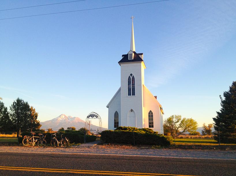 Little Shasta Church