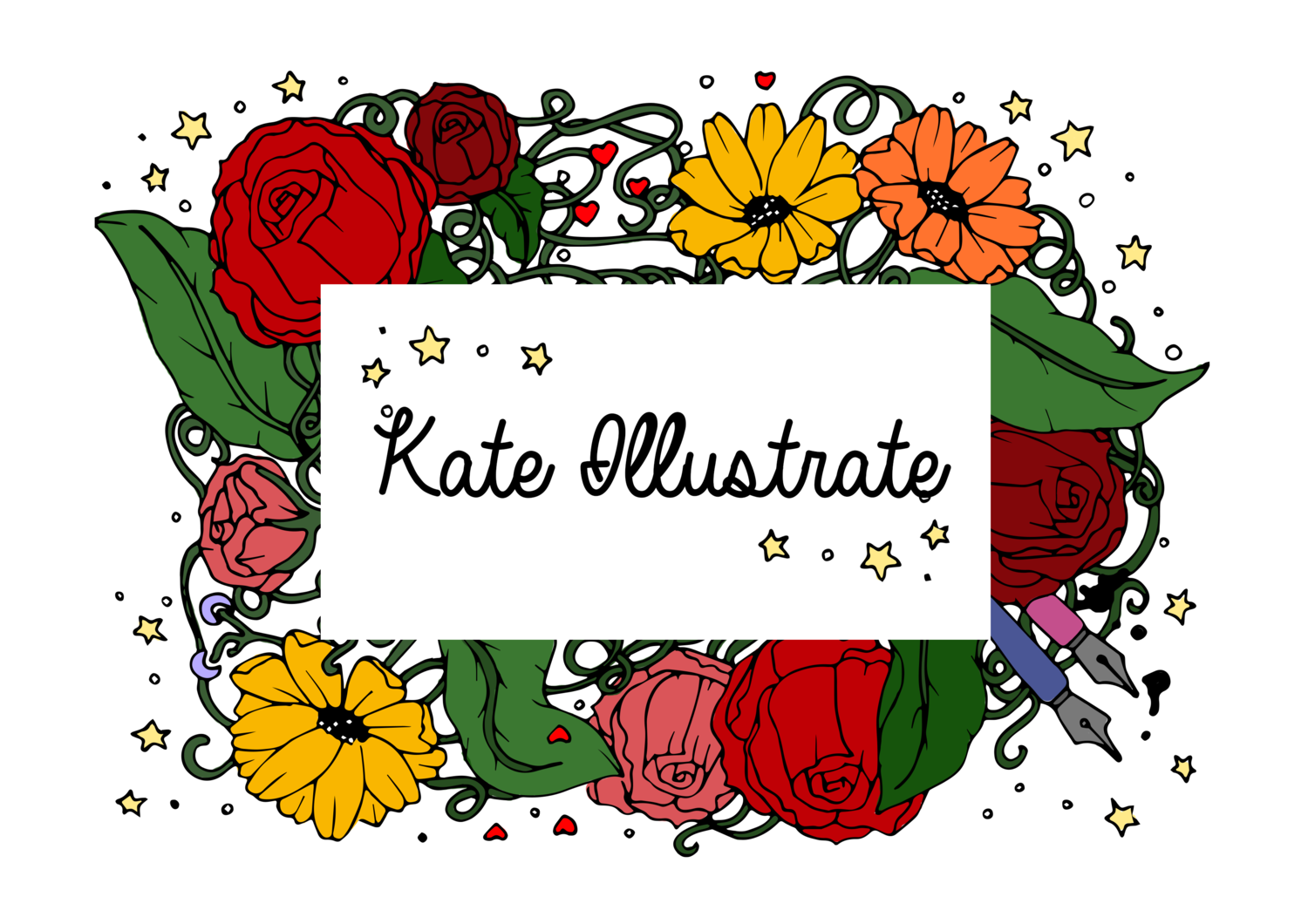Kate Illustrate